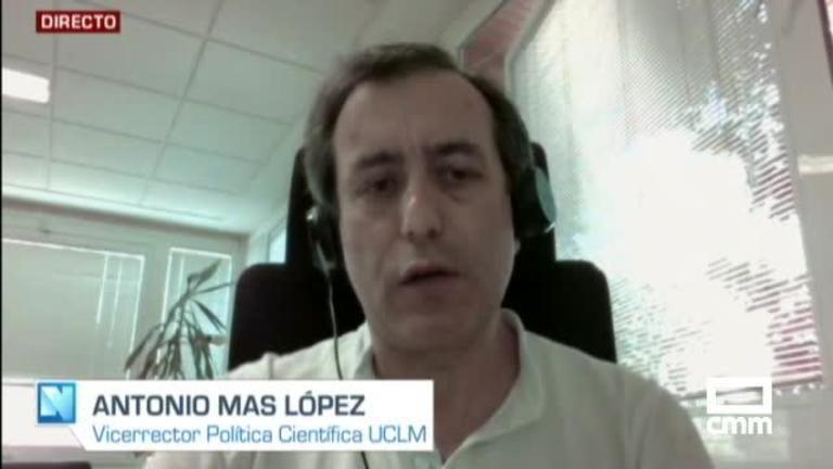 Entrevista a Antonio Mas
