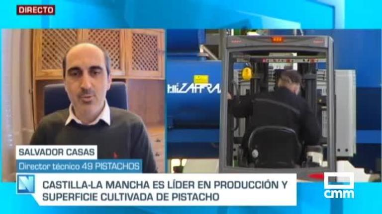 Entrevista a Salvador Casas