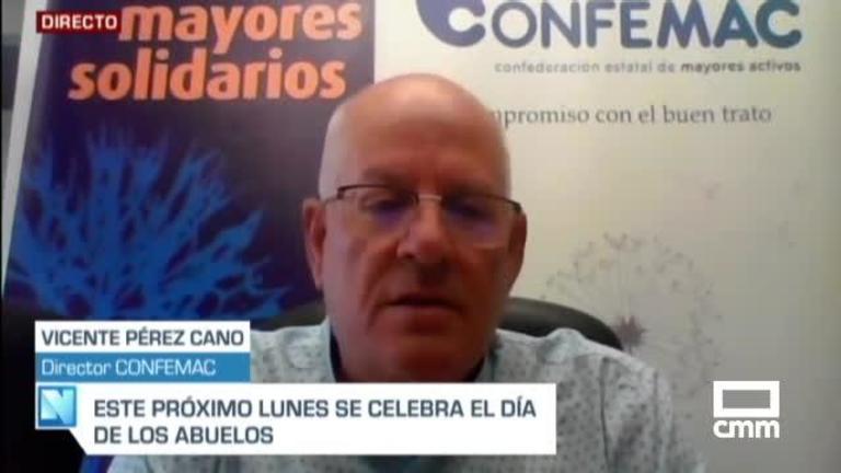 Entrevista a Vicente Pérez