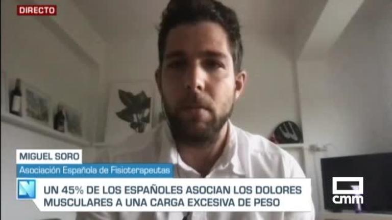 Entrevista a Miguel Soro