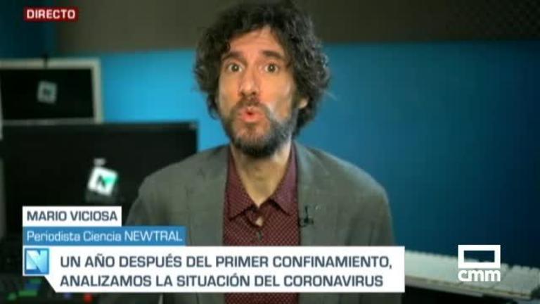 Entrevista a Mario Viciosa