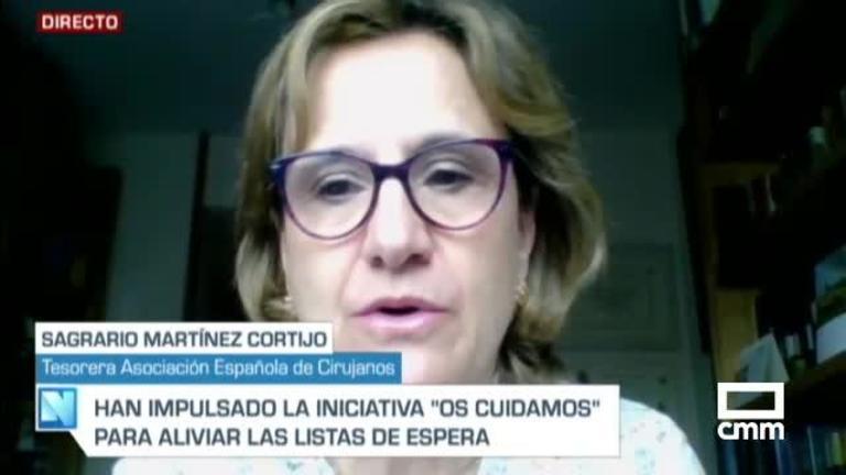 Entrevista a Sagrario Martínez
