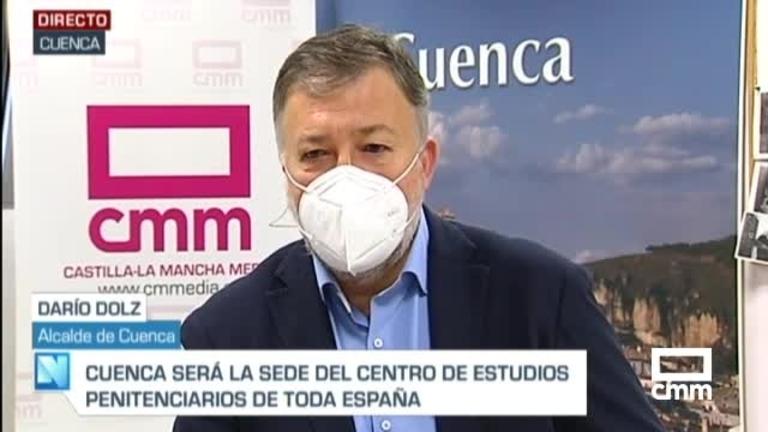 Darío Dolz, alcalde de Cuenca, en CMM: