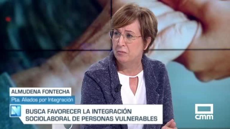 Entrevista a Almudena Fontecha