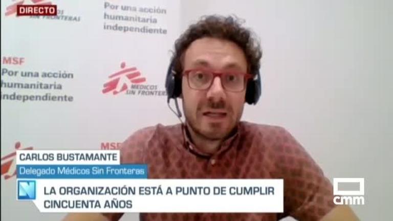 Entrevista a Carlos Bustamante