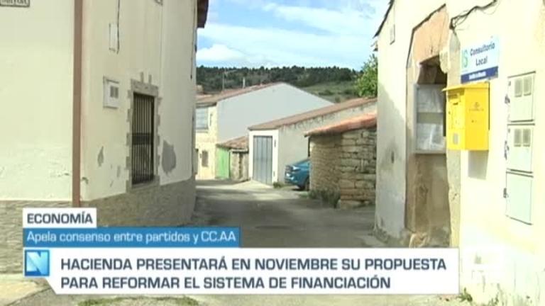 Hacienda presentará en noviembre su nuevo modelo de financiación autonómica