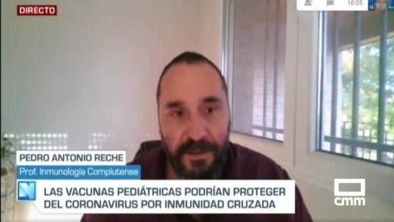 Entrevista a Pedro Antonio Reche