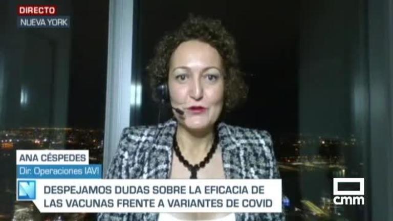Entrevista a Ana Céspedes