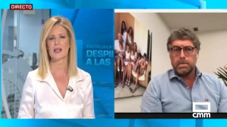 Entrevista a Gonzalo Guerra en CLM Despierta