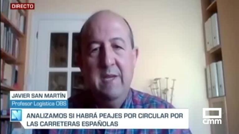 Entrevista a Javier San Martín