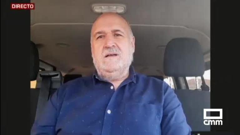 Entrevista a Manuel García Naharro