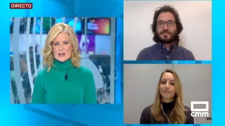 Entrevista a Guglielmo Foffani y Claudia Ammann