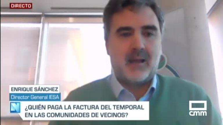 Entrevista a Enríque Sánchez