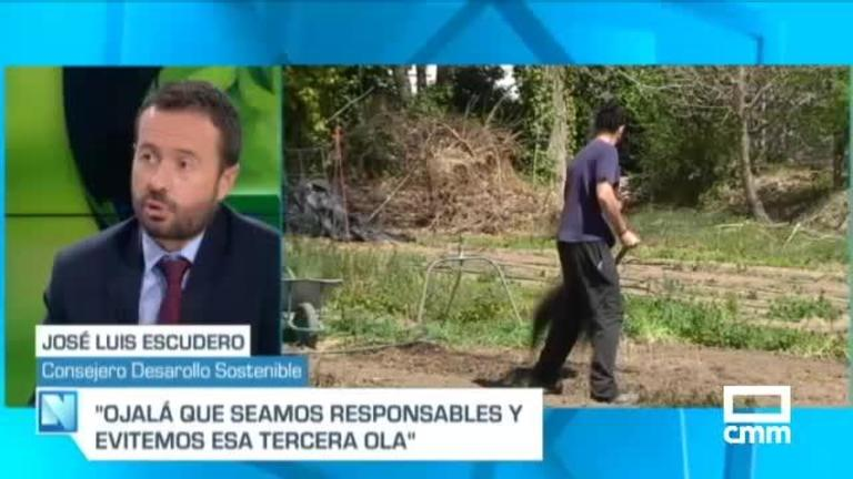 José Luis Escudero, en CMM: \\