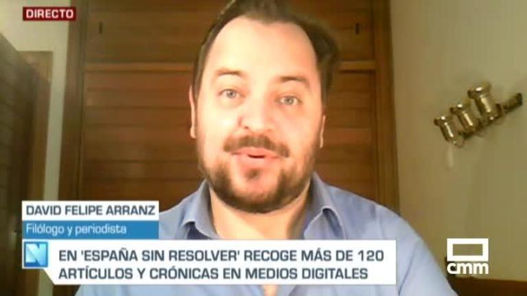 Entrevista a David Felipe Arranz