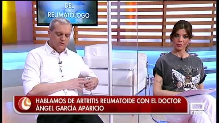 Hablamos de artritis reumatoide