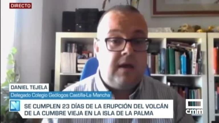 Entrevista a  Daniel Tejela